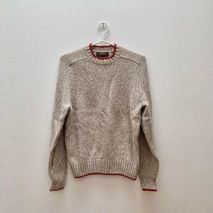 Vintage - Eddie Bauer Wool Sweater